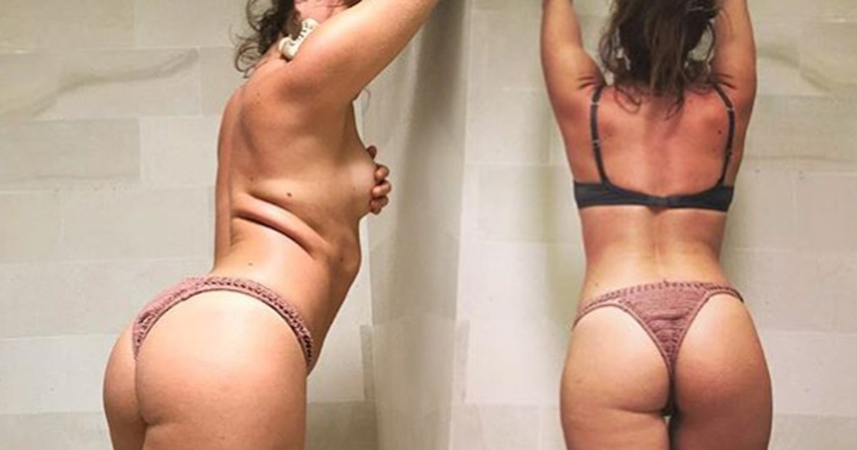 Nude yoga teacher says it's important to see different sides of women's bodies