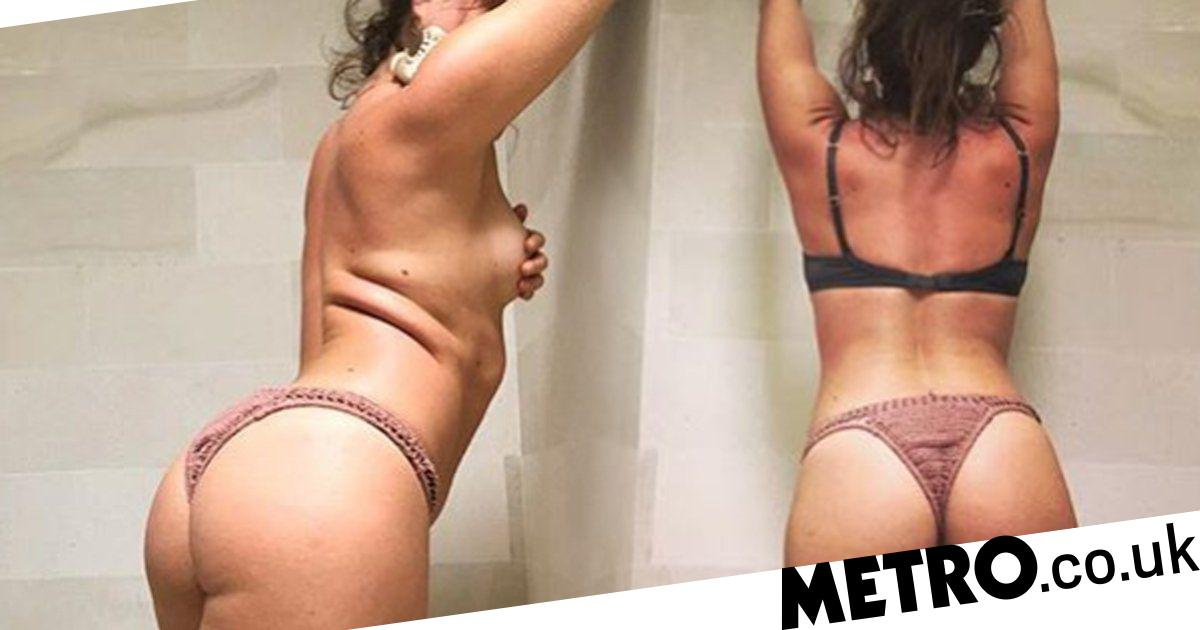 Nude Yoga Teacher Says It S Important To See Different Types Of Bodies Metro News