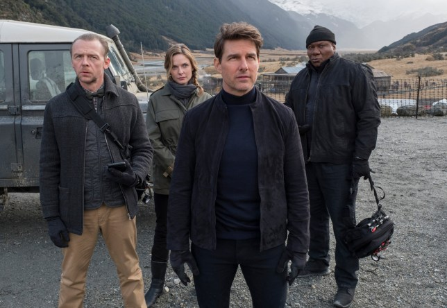 Caption: Tom Cruise as Ethan Hunt in MISSION: IMPOSSIBLE - FALLOUT from Paramount Pictures and Skydance. Photographer: null Provider: Photo Credit: Paramount Pictures Copyright: ? 2018 Paramount Pictures. All rights reserved.