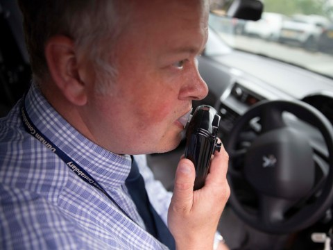 New gadget will stop your car working if you're over the limit