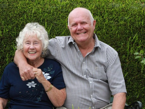 Husband finds wedding ring 52 years after losing it