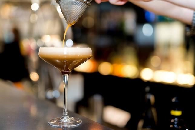 Espresso Martini; Shutterstock ID 568166668; Purchase Order: -