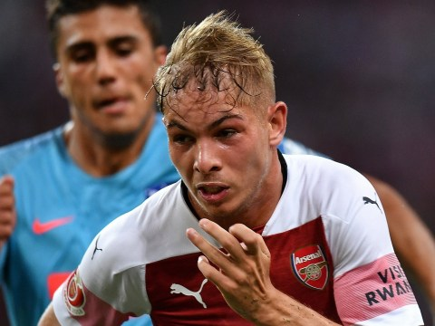 Emile Smith Rowe impresses as Alexandre Lacazette struggles: What Unai Emery learned from Arsenal's friendly against Atletico Madrid