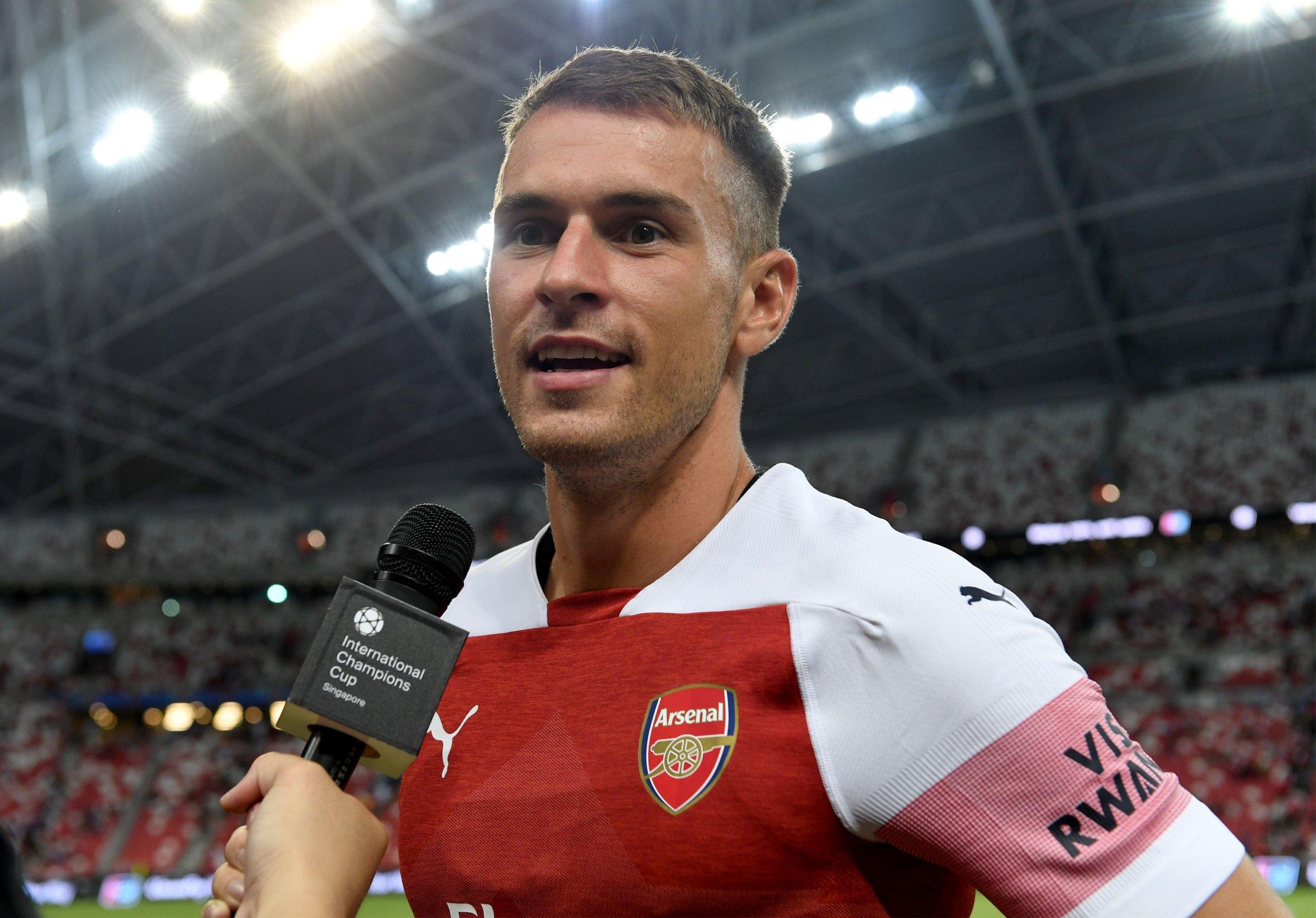 Chelsea prepare Aaron Ramsey bid with Arsenal ready to sell midfielder