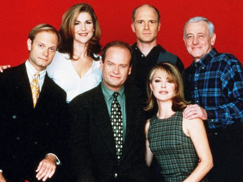 Kelsey Grammer has asked his co-stars to return for Frasier reboot