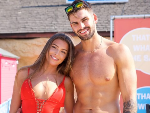 Love Island's Zara McDermott and Adam Collard slam split claims: 'They are excited about next chapter'