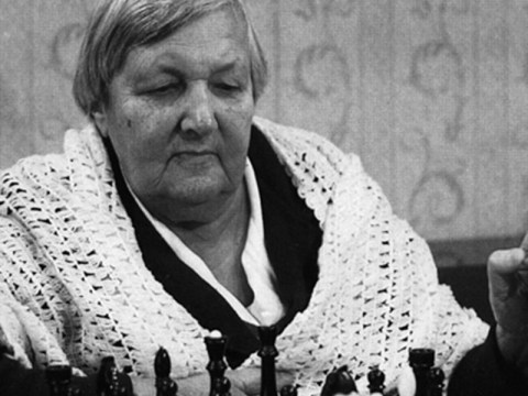 Chess legend Lyudmila Rudenko gets the Google Doodle treatment on her 114th birthday