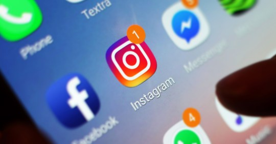 File photo dated 03/01/18 of social media app icons. The Royal Society for Public Health (RSPH) is calling on people to stop using platforms such as Facebook, Instagram, Twitter and Snapchat in September, or to cut down the amount of time they spend on them.