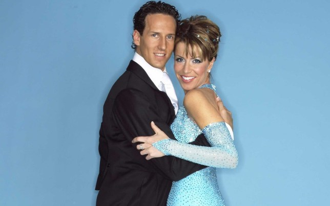 Picture shows: Strictly Come Dancing competitors NATASHA KAPLINSKY and BRENDAN COLE who will be having one last dance at the finals this Saturday. TX: BBC1 Saturday 3rd July, 2004. WARNING: Use of this copyright image is subject to Terms of Use of BBC Digital Picture Service. In particular, this image may only be used during the publicity period for the purpose of publicising 'Strictly Come Dancing' and provided the BBC is credited. Any use of this image on the internet or for any other purpose whatsoever, including advertising or other commercial uses, requires the prior written approval of the BBC. TX: BBC1 Saturday 15th May, 2004. WARNING: Use of this copyright image is subject to Terms of Use of BBC Digital Picture Service. In particular, this image may only be used during the publicity period for the purpose of publicising 'Strictly Come Dancing' and provided the BBC is credited. Any use of this image on the internet or for any other purpose whatsoever, including advertising or other commercial uses, requires the prior written approval of the BBC.