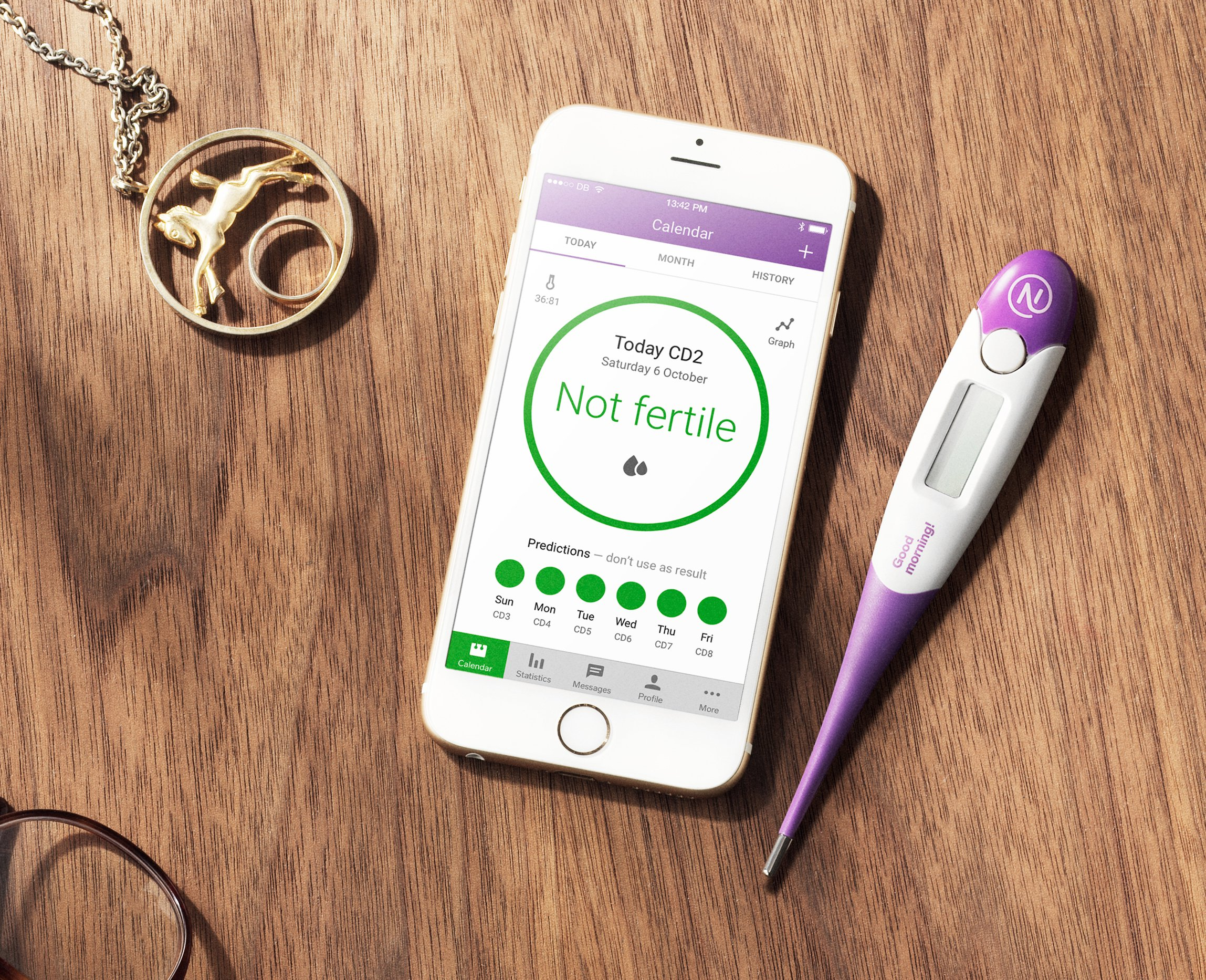 Fertility app under investigation after claiming it is 'highly accurate'