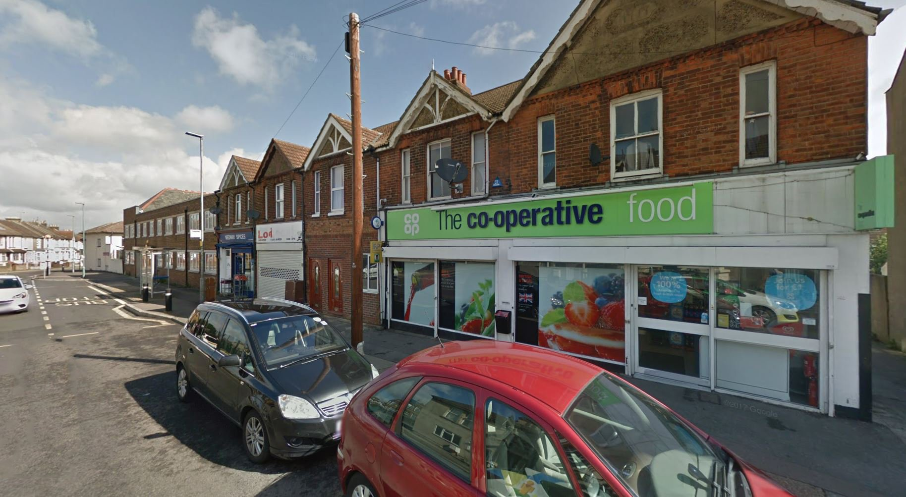 Picture: Google Maps/ Canterbury Street, Gillingham Woman says stranger tried to buy her son