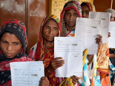 Fears of violence or deportation for 4,000,000 people stripped of Indian citizenship