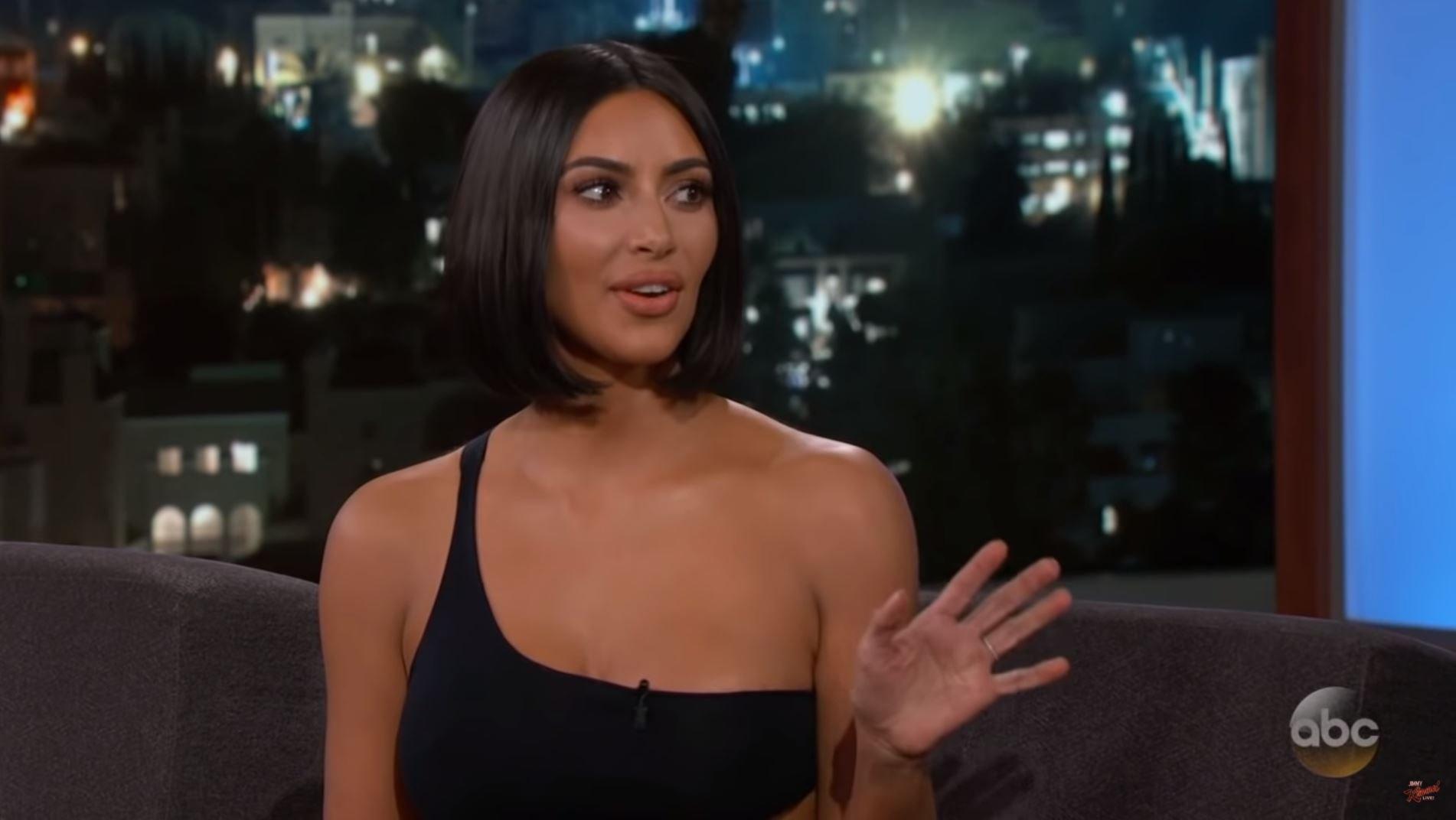 Kim Kardashian jokes about Kylie Jenner's 'billionaire' Forbes cover