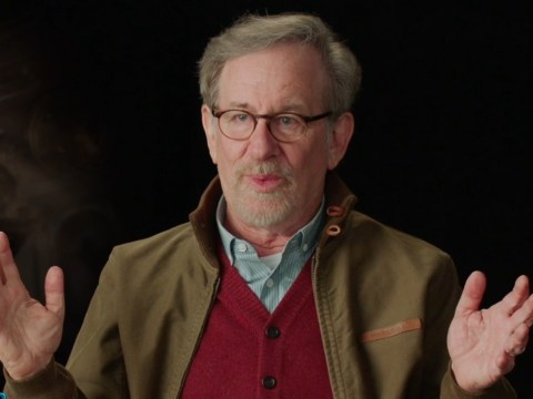 Steven Spielberg 'so happy' to ditch motion capture on Ready Player One and work with a 'real movie crew'