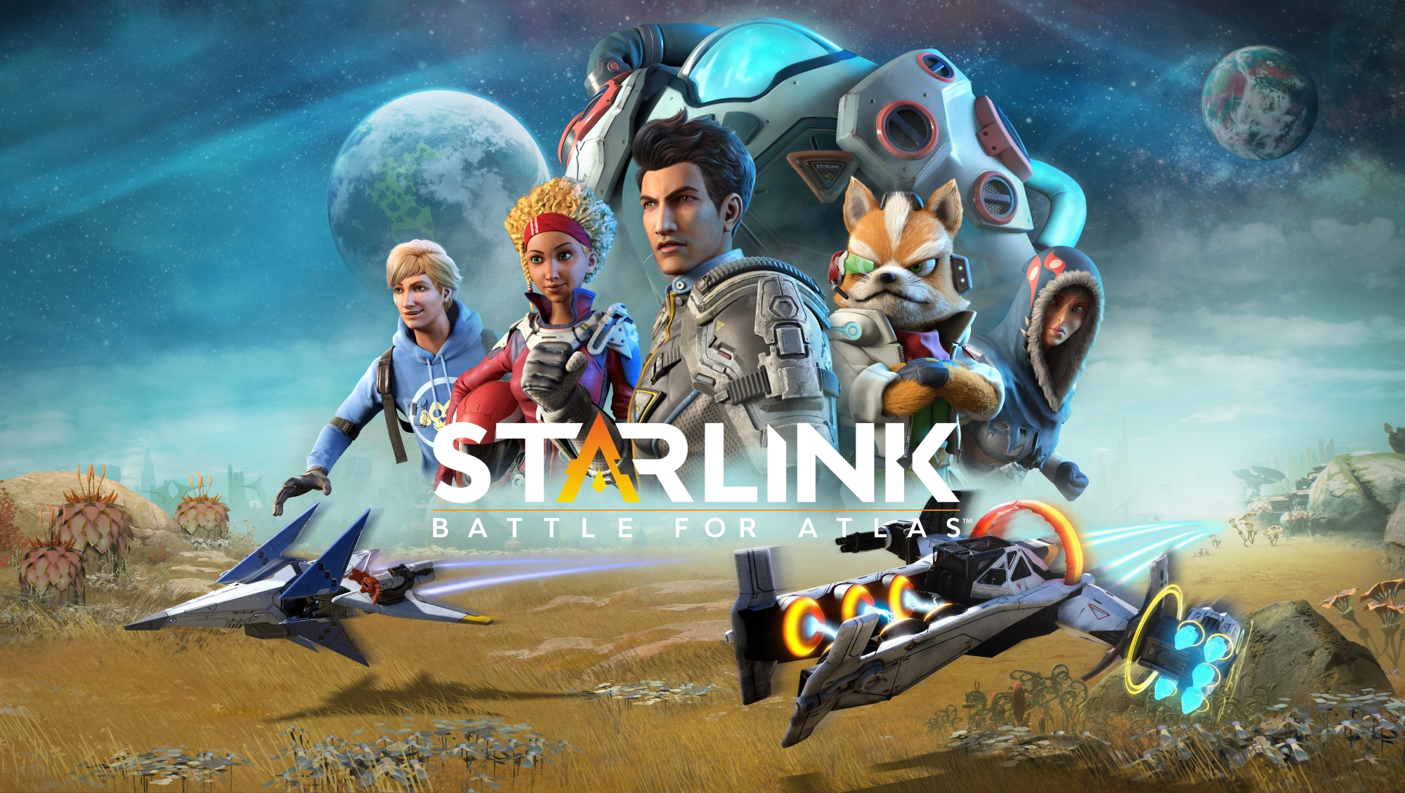 Starlink: Battle For Atlas hands-on preview and interview – 'it's not really a kids' game we're making'