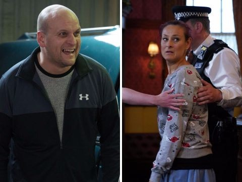 EastEnders spoilers: Will Tina Carter go to jail for attacking Stuart Highway?