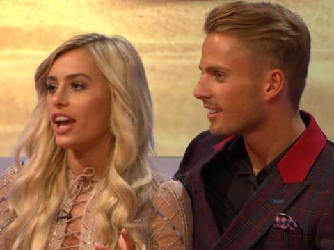 'Stop with this bulls**t': Love Island's Ellie shuts downs allegations that she's with Charlie for the money