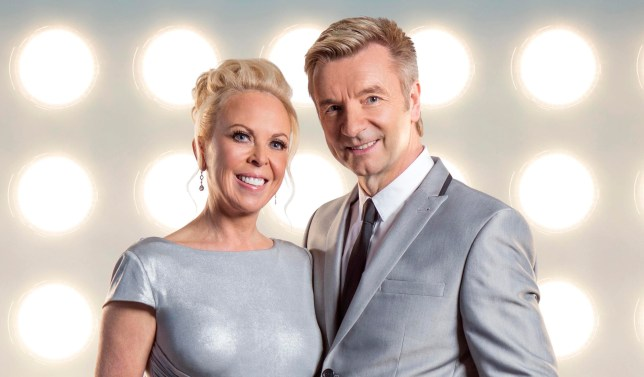 Jayne Torvill and Christopher Dean (Picture: ITV)