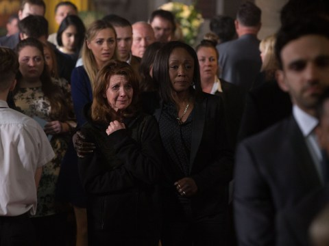 EastEnders spoilers: A special episode that makes soap history airs tonight as Shakil's funeral arrives