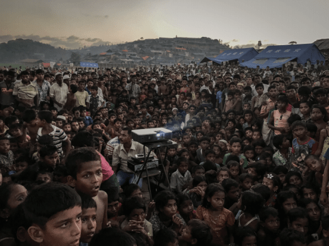 From refugees to skateboarders… iPhone photography award winners revealed