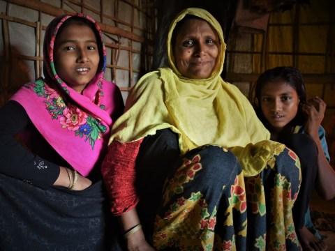 I was one of the Rohingya people that fled Myanmar – 12 months on, I'm still living in a tent with nowhere to go