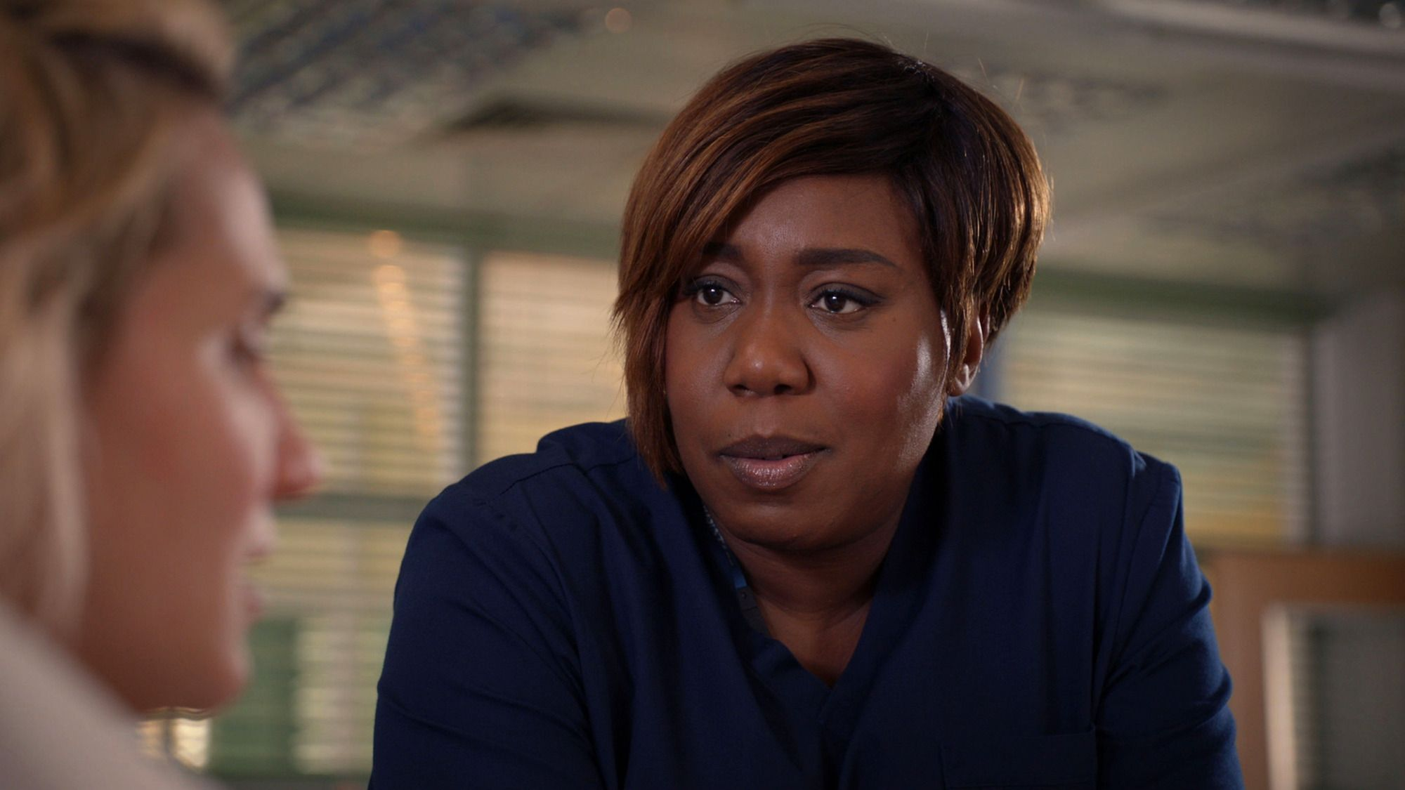 Holby City spoilers: Chizzy Akudolu to return as Mo Effanga