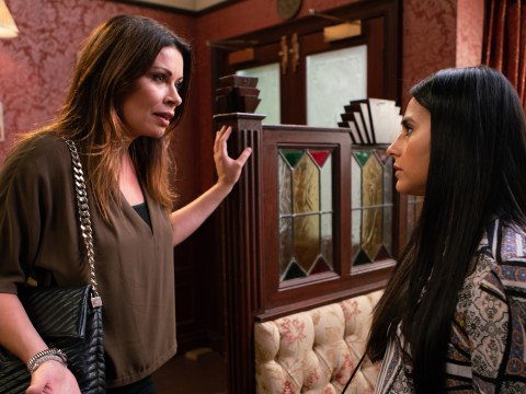 Why does Alya hate Carla Connor in Coronation Street as she's revealed as mystery Rana texter?
