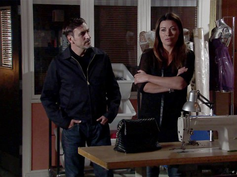 Coronation Street spoilers: Peter Barlow confronts Carla Connor over her love for him