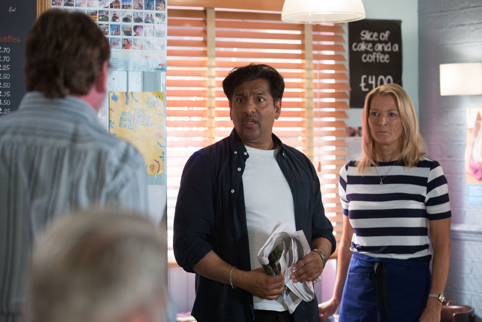 EastEnders spoilers: Masood Ahmed to exit as Nitin Ganatra departs