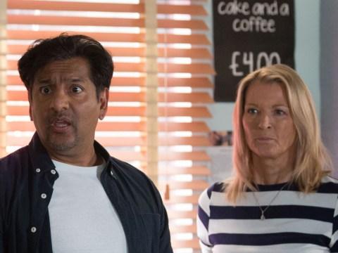 EastEnders spoilers: Masood Ahmed to exit as Nitin Ganatra departs