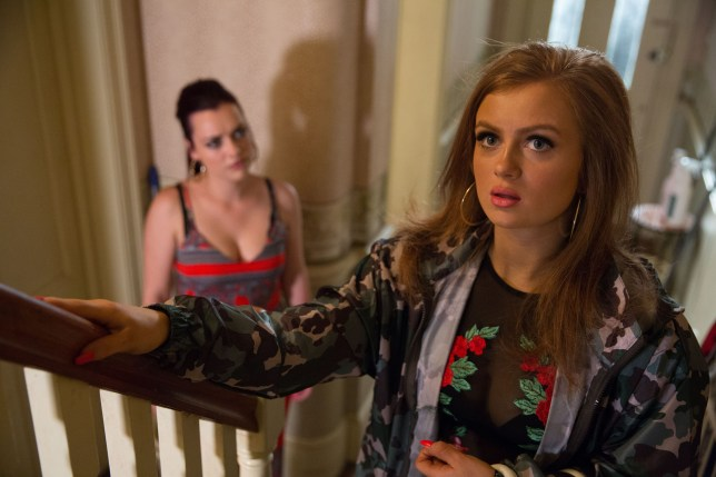 45667e7895a8 EastEnders spoilers: Tiffany Butcher for devastating sex abuse storyline as  Jagger grooms her?