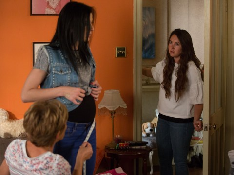 EastEnders spoilers: Stacey Fowler fears Martin is the father of Hayley Slater's baby