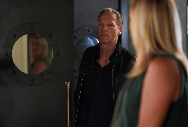 EastEnders spoilers: Mel's dangerous ex Ray arrives with a