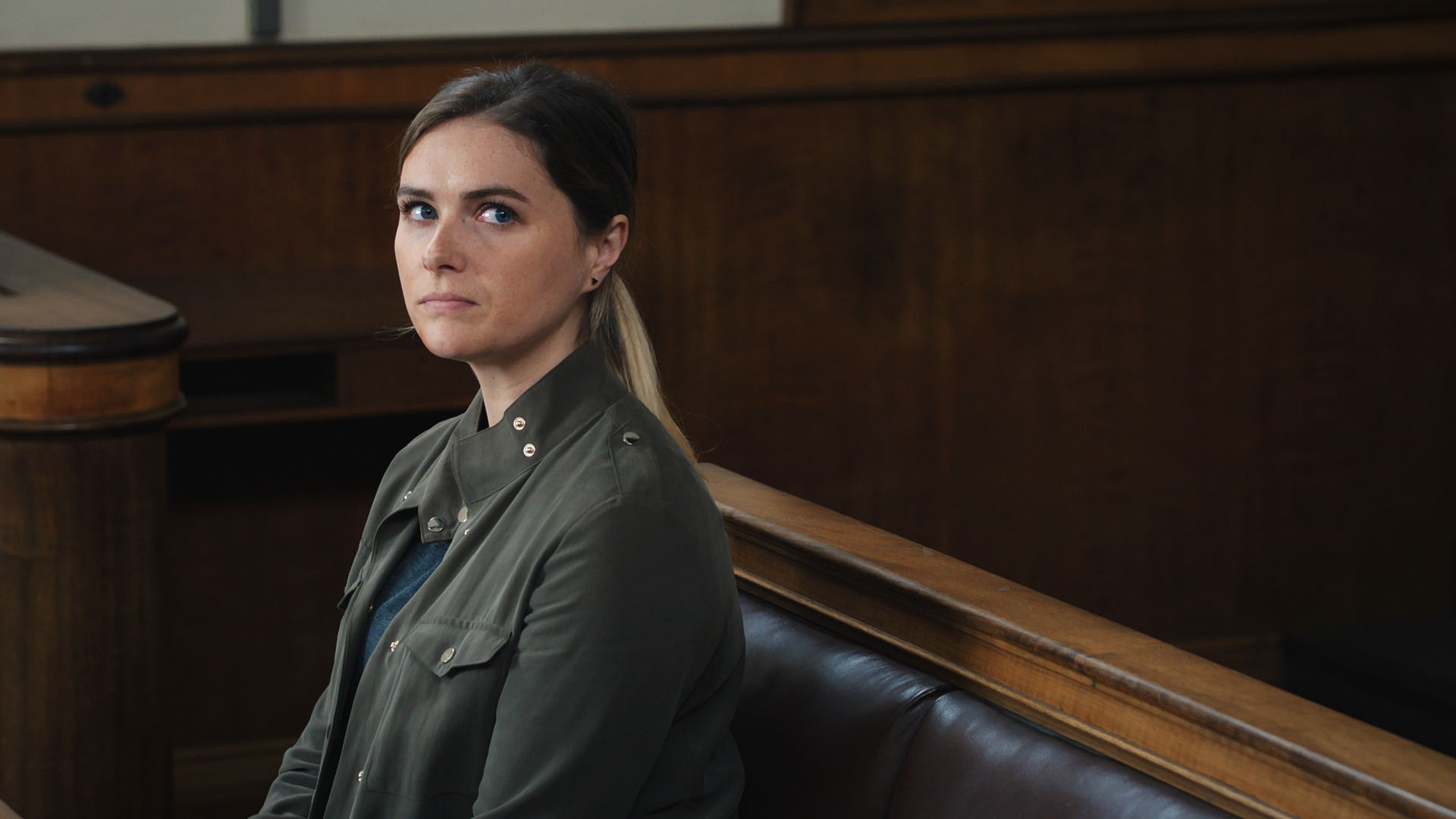 Casualty review with spoilers: Alicia in at the deep end