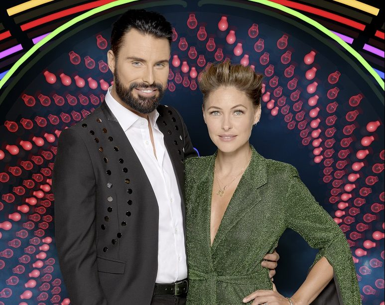 Rylan Clark-Neal says the Celebrity Big Brother line up is 'really strong' and he's met some of them before