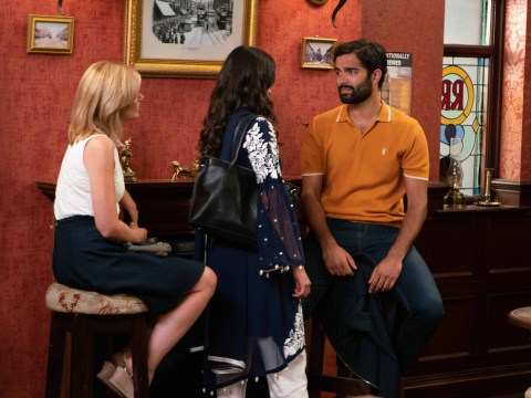 Corrie spoilers: Imran Habeeb rejects Leanne Battersby