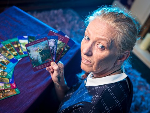My odd job: Becoming a fortune teller and ghost hunter was my destiny