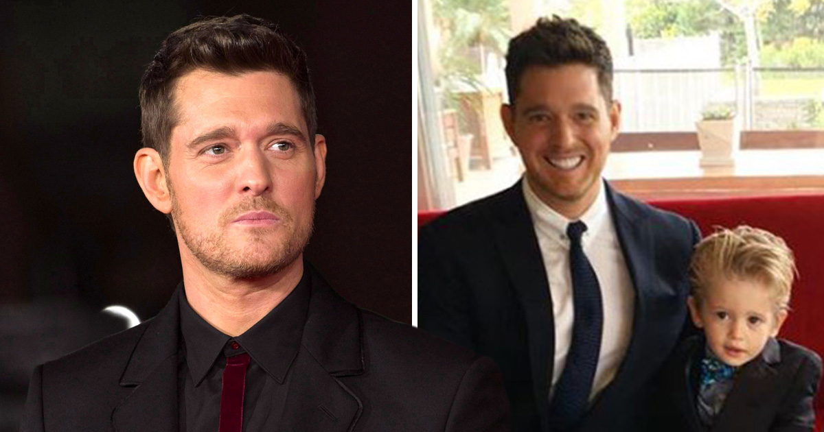 Michael Buble has revealed he was prepared to quit music forever during son's cancer battle: 'It seemed completely unimportant'