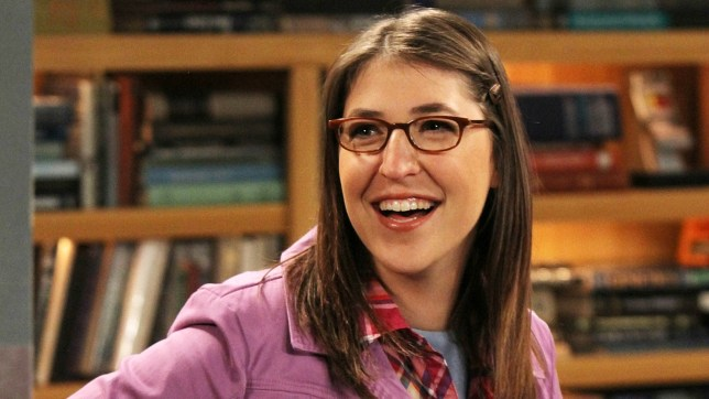 Mayim Bialik shares touching tribute to late The Big Bag Theory Superfan (Picture: CBS)
