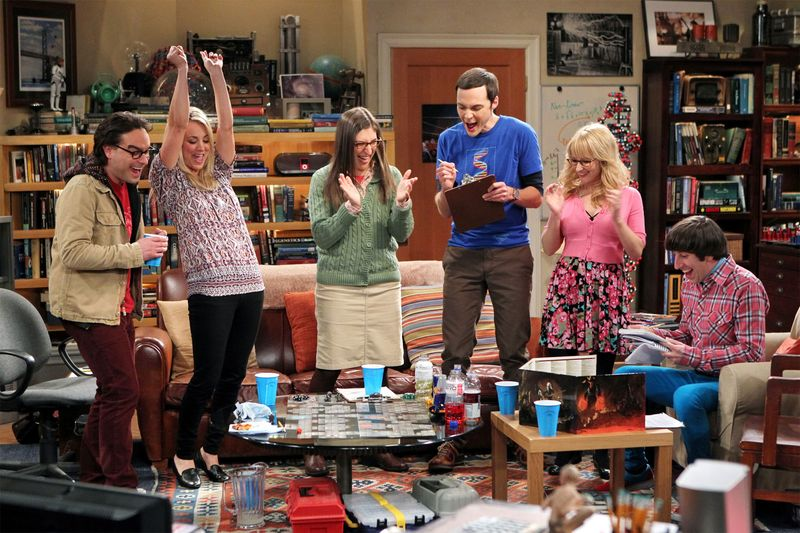 The Big Bang Theory is a defining show of our time – whether we like it or not