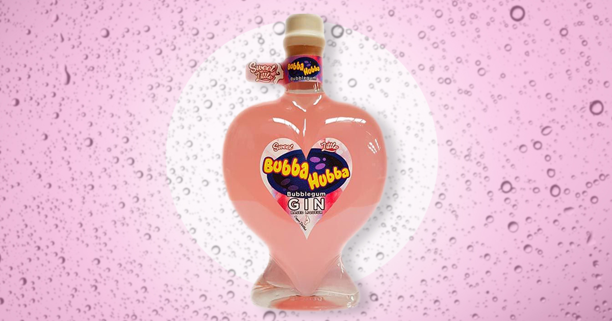 Hubba Bubba flavoured gin is making us feel all sorts of nostalgia