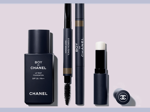 Chanel is launching makeup for men because even makeup has to be gendered apparently