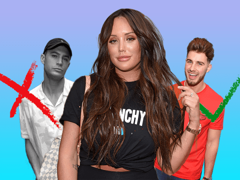 Scotty T 'axed from Just Tattoo of Us and replaced by Charlotte Crosby's boyfriend Josh Ritchie' after only one series