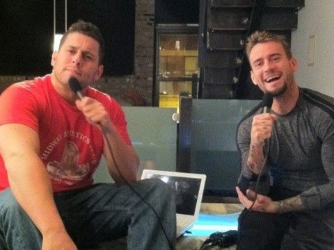 CM Punk is being sued by former best friend Colt Cabana for over a million dollars