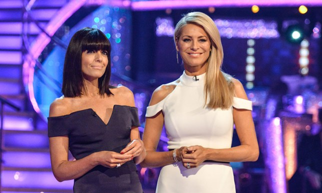 60d557d178d2 Tess Daly and Claudia Winkleman host Strictly Come Dancing (Picture: BBC)