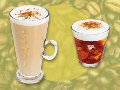 Costa unveils new bonfire-spiced drinks in time for autumn