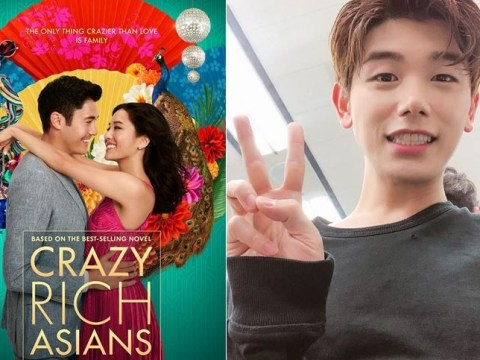 K-pop star Eric Nam buys out Atlanta screening of Crazy Rich Asians 'because we are important'
