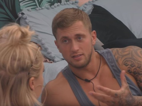 Celebrity Big Brother's Dan Osborne ignores affair rumours and offers Gabby Allen a massage