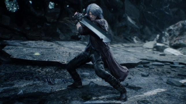 Devil May Cry 5 - Dante is in the trailers but not the Gamescom demo