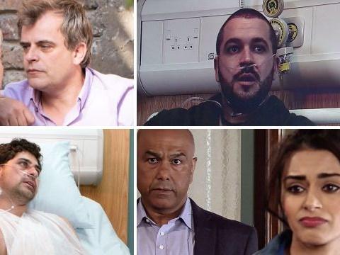 10 Coronation Street spoilers: Rana death fear, Steve cheats and Josh's rage